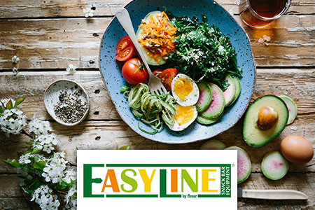 Easyline is the Fimar brand born with the idea of creating a range of simple, reliable, high quality products at the same time with a low price