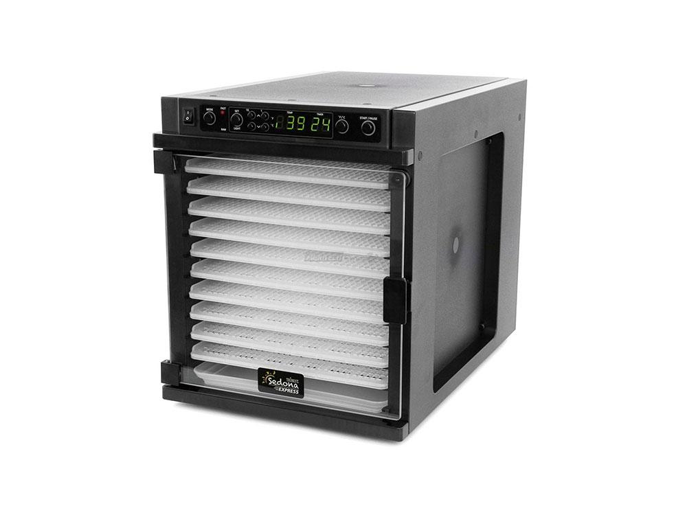 Dehydrator Desiccator Pro Sedona Express SDE-P6280-F Practical and Lightweight