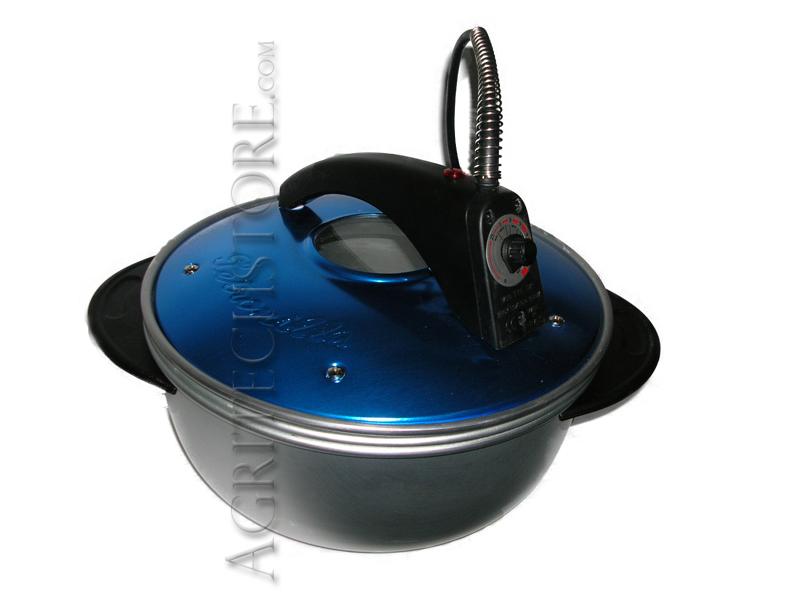 Petronilla Pot Electric oven blue