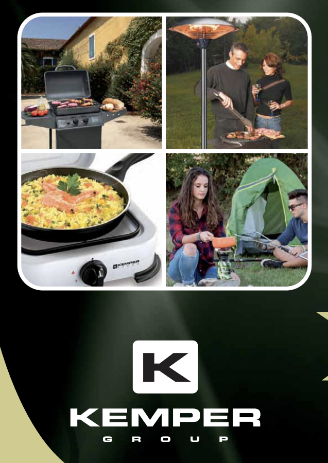 Buy Kemper Products - Heating Welding BBQ Home Horeca Foxchef