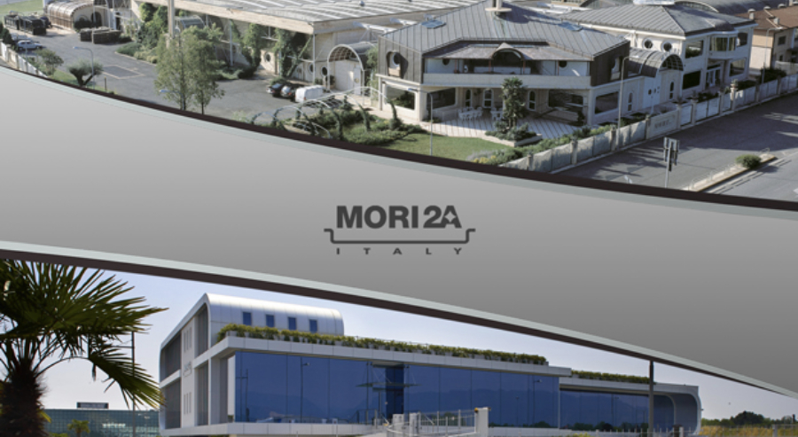 mori 2a stainless steel made in italy