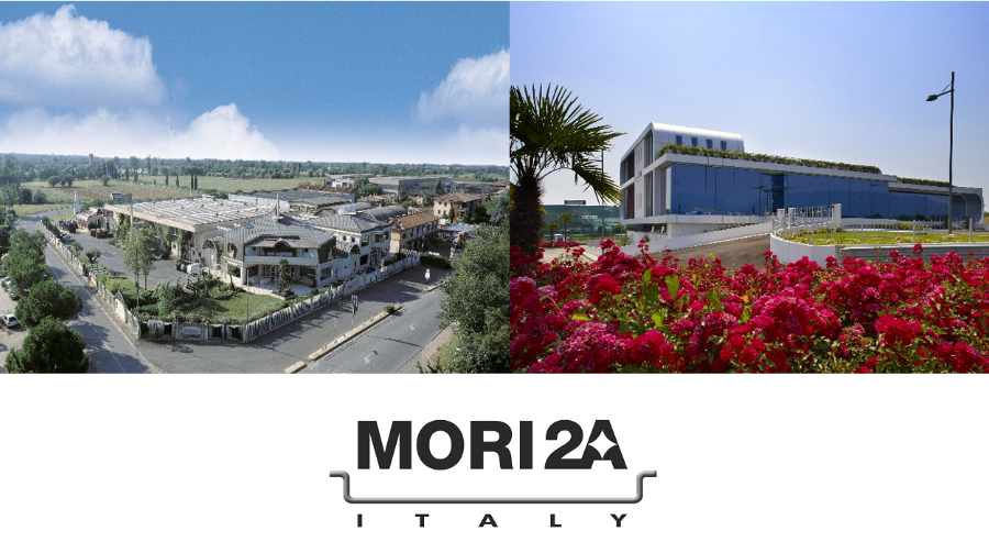Italian company Mori 2A produces a wide selection of stainless steel items and plastics for gastronomy, ice cream parlors and catering