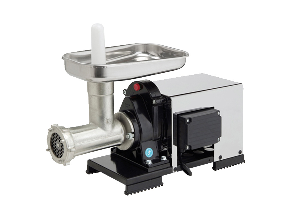 9501 NSP Small Meat Grinder 500 W Semi-Professional n.12 For Preparing Homemade Meat Mincer Salami Reber