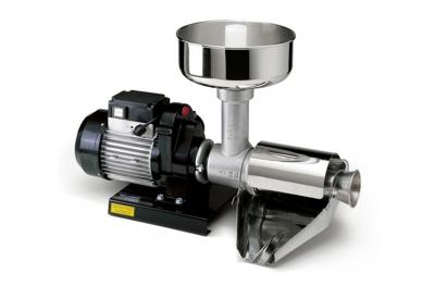 9000 N Spremipomodori Elettrico n.5 Reber Motore 600 W per Conserve di Pomodoro e Marmellate di Frutta