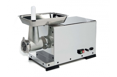 10024 N Tritacarne Automatico Professionale 2000 W n.22 Reber per Lavorare Carne e Macinato