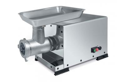 10026 N Tritacarne Elettrico Professionale 2000 W n.32 Reber Prodotto in Italia per Salumifici e Cuochi