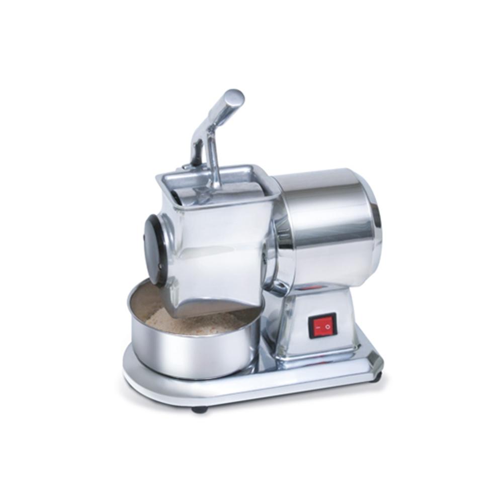 10050 N Bella Grattugia A Corrente Professionale 260W n.3 Reber in Alluminio per Cucina Domestica