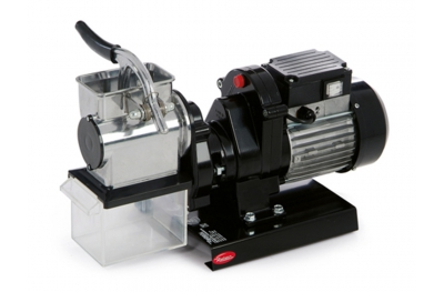9010 N Grattugia Automatica Professionale 600W n.5 Reber con Interruttore di Marcia Avanti Indietro