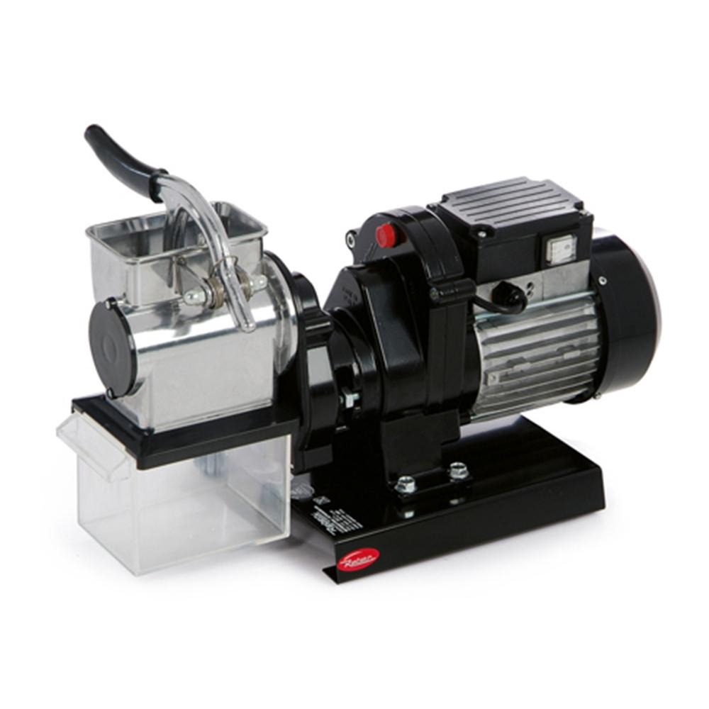 9020 N Grattugia con Motore Elettrico Professionale 500W n.5 Reber per Macinazione di Formaggio e Pane