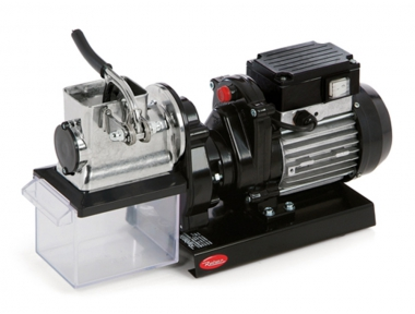 9030 N Grattugia Elettrica Professionale 400W n.3 Reber con Motore Automatizzato
