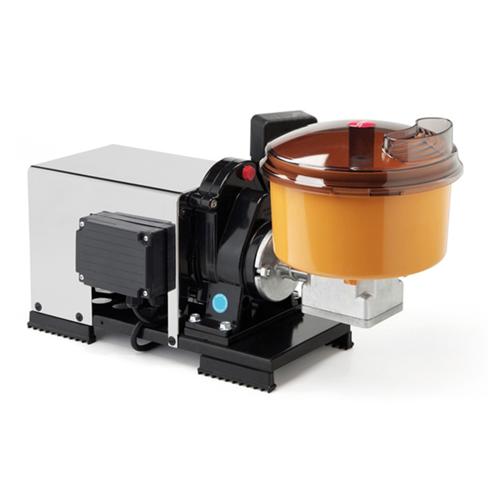 9200 NSP Impastatrice Semiprofessionale Elettrica con Motore 600W Reber per Professionisti di Cucina