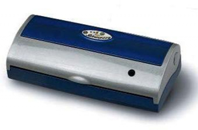 9342 NB Salvaspesa Sottovuoto Blu 32cm Reber per Non Buttare Più Via il Cibo di Casa