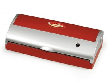 9342 NR Salvaspesa Sottovuoto Rosso 32cm Reber per Risparmiare sulla Spesa e Conservare gli Alimenti