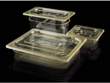 Contenitore Gastronorm per Conservare Cibo ad Alte Temperature in Poliammide BPA FREE