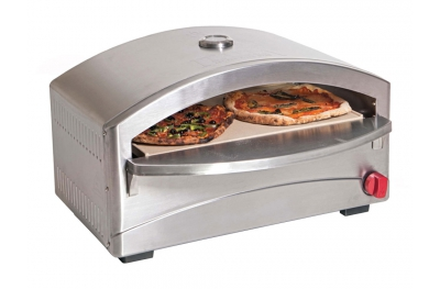 Forno a Gas Professionale per Cuocere la Pizza in Casa Come in Pizzeria