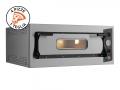 Forno Elettrico per Pizze Eco 4 in Acciaio 230V-400V per Pizzaioli Professionisti