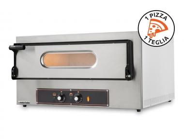 Forno Elettrico per Pizze e Teglie Kube 1 Monofase 230V Made in Italy by Resto Italia