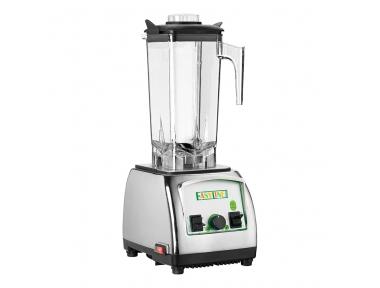Frullatore Cromato Ideale per Casa con Bicchiere da 2 Litri 1500 W BL020B Easyline by Fimar