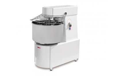 Impastatrice a Spirale SK20M Monofase 230V per Pizzerie Pasticcerie Panetterie by Resto Italia