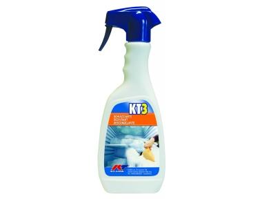 KT3 Sghiacciante Decongelante Kiter KT-Line 500ml per Frigoriferi e Congelatori