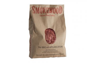 Legno Rovere da Barrique per Barbecue e Affumicatori 2,5 Lt Smoke&Wood