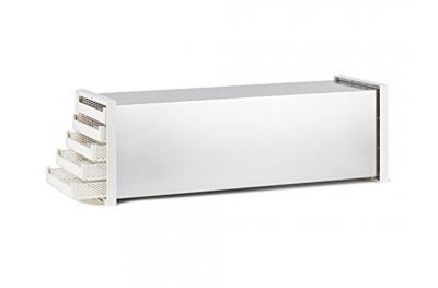 Modulo di Espansione Silver MC10-S Acciaio Inox per Aumentare la Capacità degli Essiccatori Biosec Tauro per Essiccare Meglio