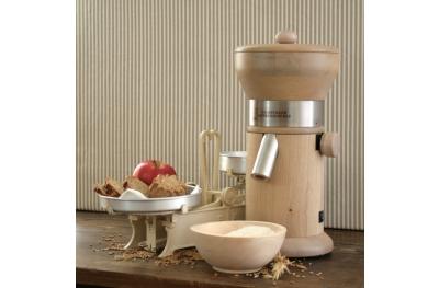 MT5 Mulino in Legno di Rovere per Macinare Cereali Made in Austria Mulini di Salisburgo