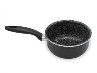 Casseruola 1M Linea Roccia con Rivestimento Antiaderente per Cucina Dietetica