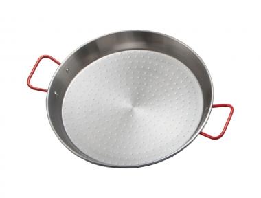 Padella per Paella Spagnola in Ferro Misura Piccola Diametro cm 42 con 2 Manici Per Feste Estive by Garcima