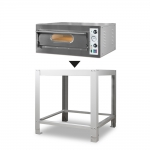 Supporto per Forno Elettrico Start Resto Italia per Pizzeria e Rosticceria