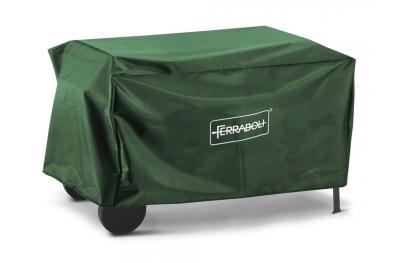 Telo Grande per Coprire Barbecue Ferraboli in Materiale Plastico Impermeabile per Protezione da Pioggia e Grandine