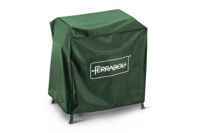 Telo Medio Copri Barbecue Ferraboli in Plastica Impermeabile per Riparo da Temporale e Polvere